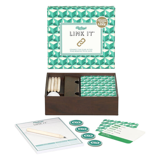"Games Room ""Link It"" Trivia Game"