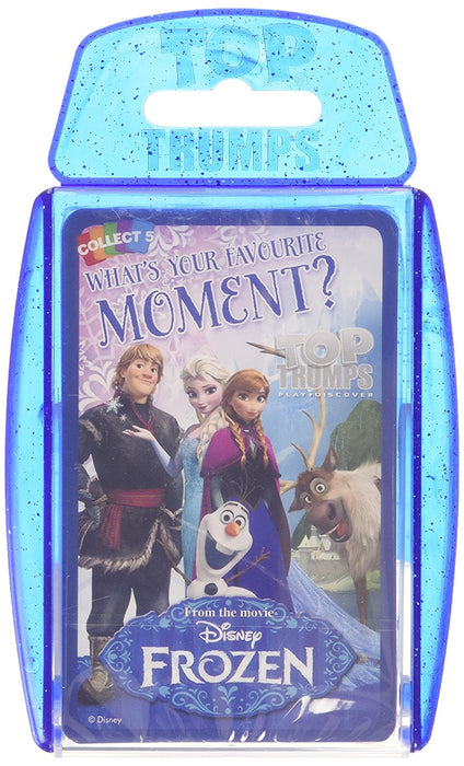 Frozen Moments Top Trumps