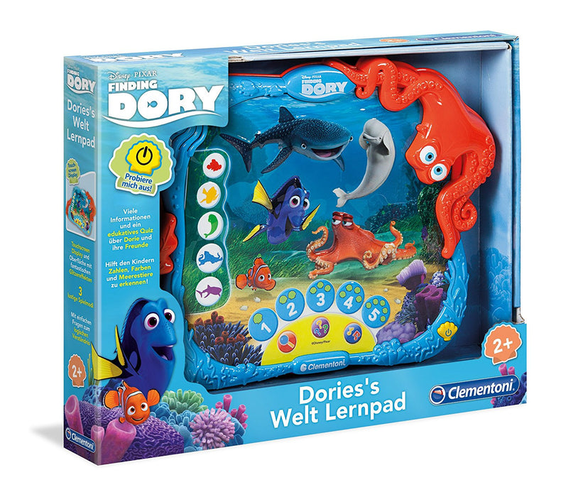 "Clementoni ""Dorys World"" Learning Pad Puzzle"