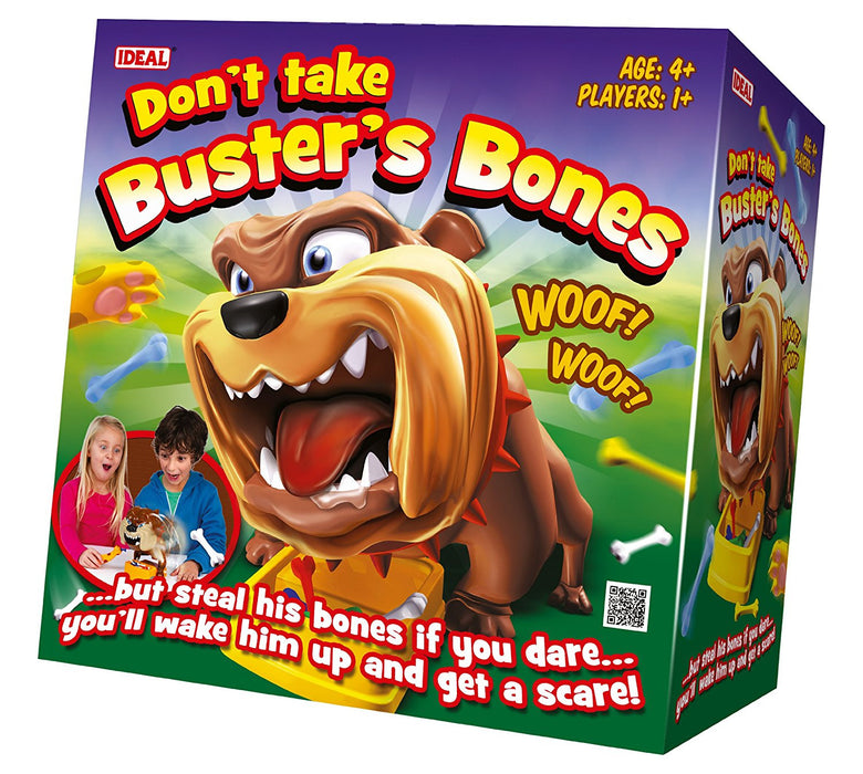 John Adams Don't Take Buster's Bones Game