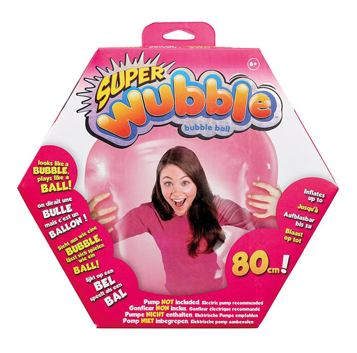 Wubble NS20167.4390 Super Wubble Game without Pump Pink
