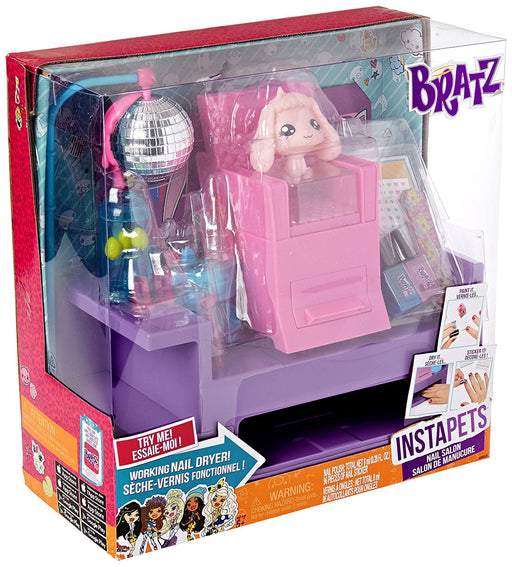 Bratz  Instapets Nail Salon Toy