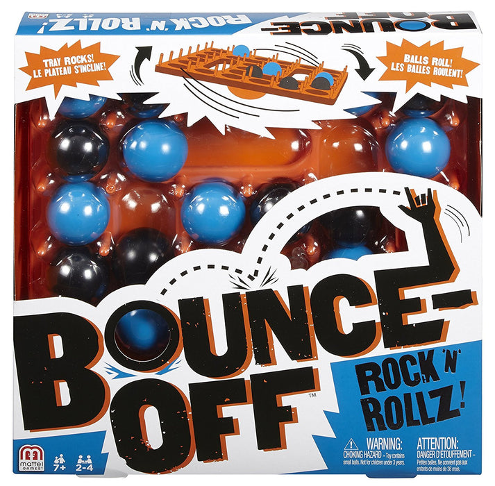 Bounce-Off DNG25 Rock N Rollz Game