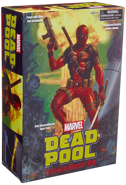 Marvel Deadpool Deluxe Model Kit