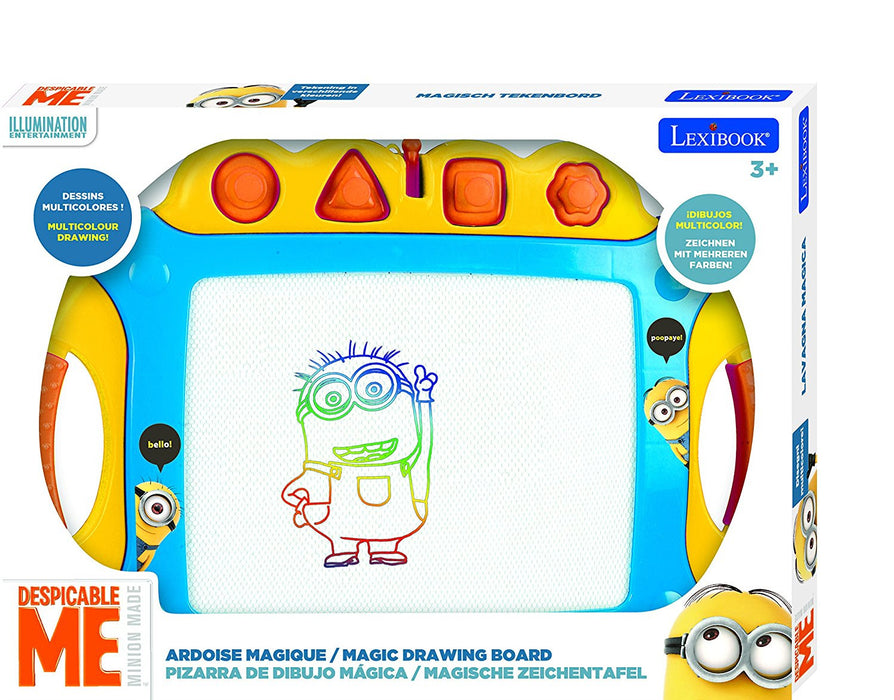 Lexibook - CRDES600 - Despicable Me Minions Drawing Board