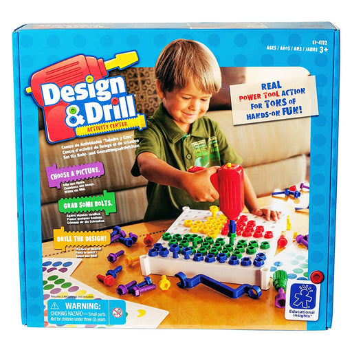 Learning Resources Design & Drill Activity Centre