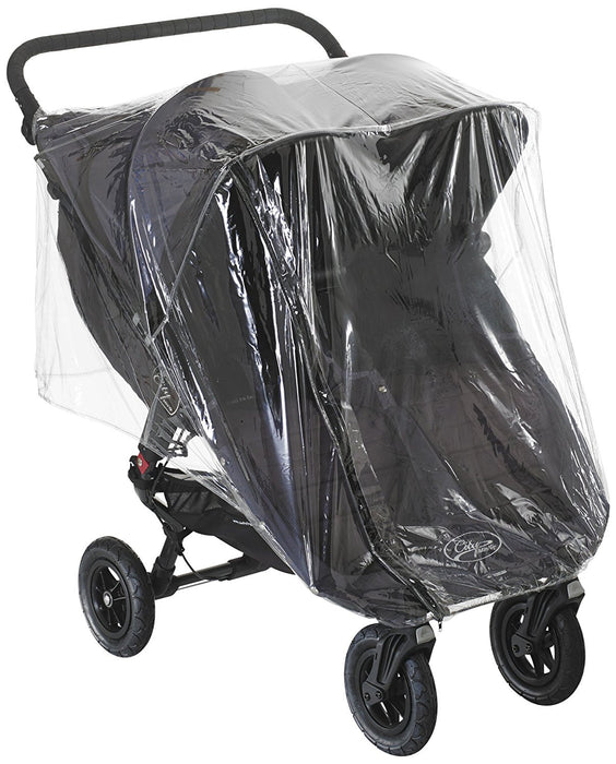 Baby Jogger Raincover GT/ Mini Double with Carrycot