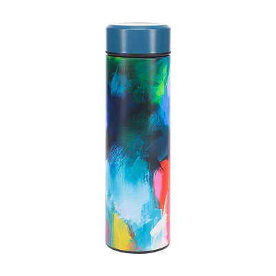 Ambrosia Aster by Camilla Cicoria Double Wall Stainless Steel Drink Bottle 450ml