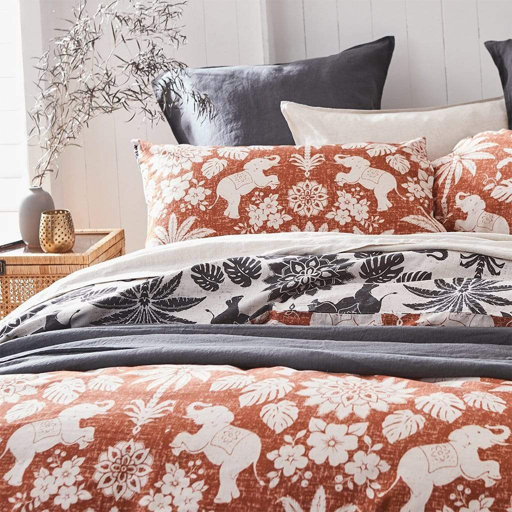 ASHA QUILT COVER SET - MyHouse