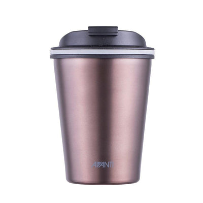 Avanti GoCup Double Wall Coffee Cup 280ml Rose Gold