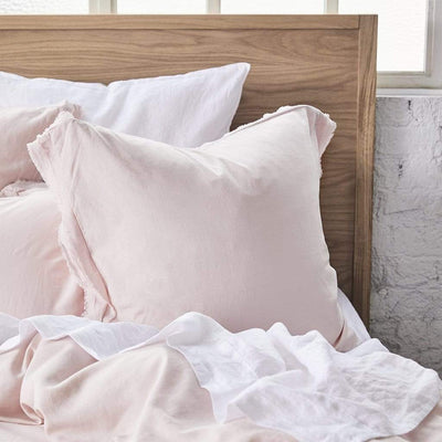 BAMBOO LINEN BALLET EUROPEAN PILLOWCASE - MyHouse