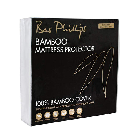 Bas Phillips Waterproof Mattress Protector