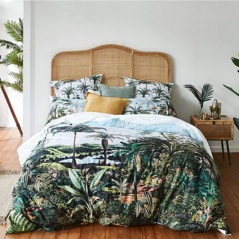 BERMUDA QUILT COVER SET - MyHouse
