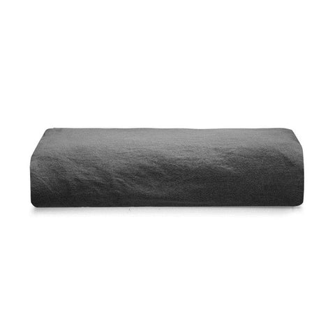 LINEN COTTON FITTED SHEET SET - MyHouse