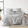 MALAYA MINK QUILT COVER SET - MyHouse