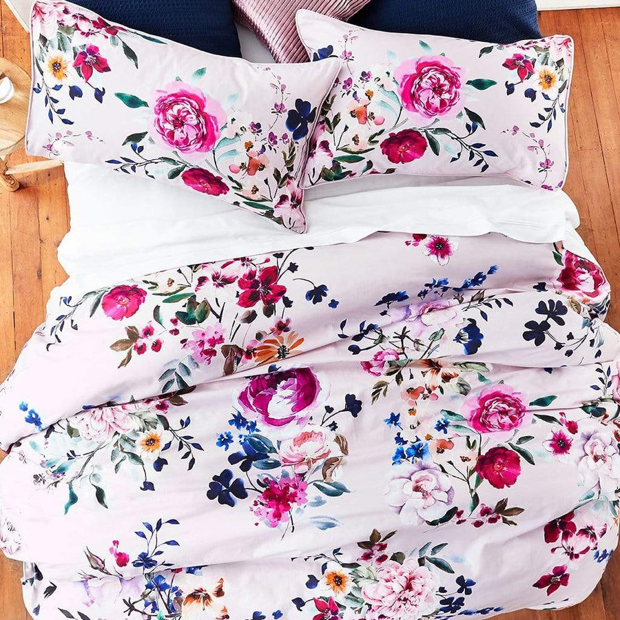 OPHELIA QUILT COVER SET - MyHouse