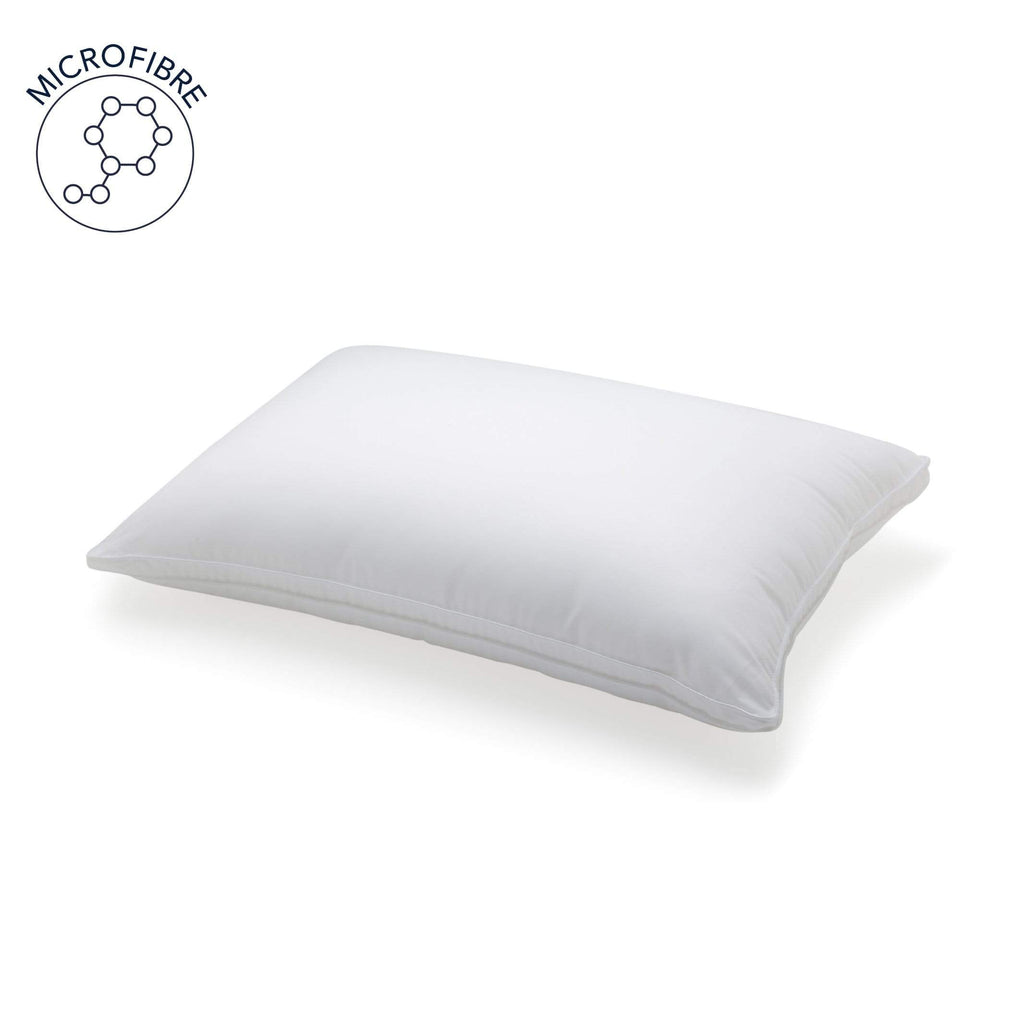 PLUSH COMFORT MICRO POLY PILLOW - MyHouse