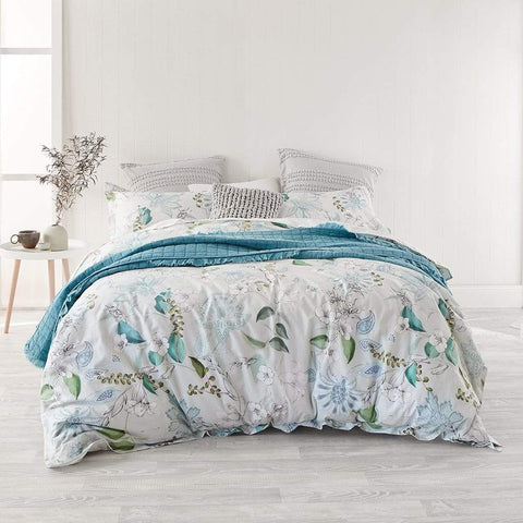 SILVIA QUILT COVER SET - MyHouse