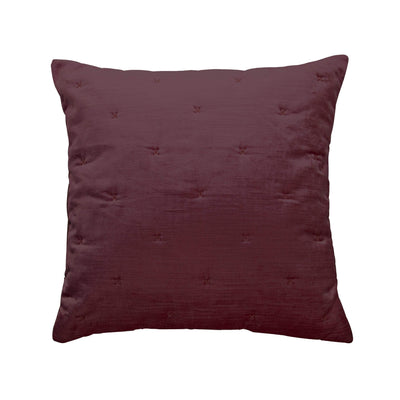 XANTHY RED VELVET CUSHION - MyHouse