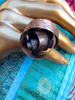 One of A Kind Copper Artisan Metalsmith Ring