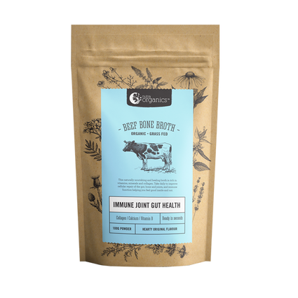 Beef Bone Broth Powder Hearty Original - 100g