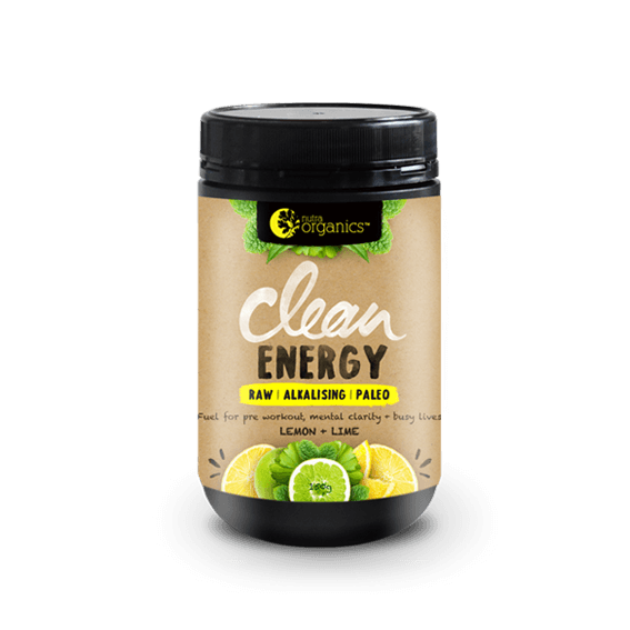 Clean Energy Lemon + Lime