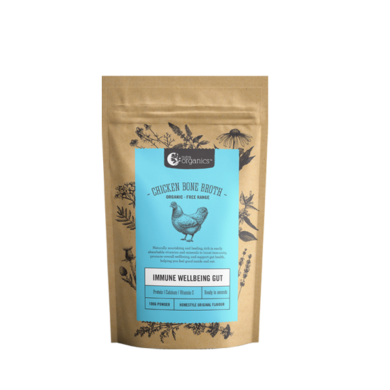 Chicken Bone Broth Homestyle Original - 100g