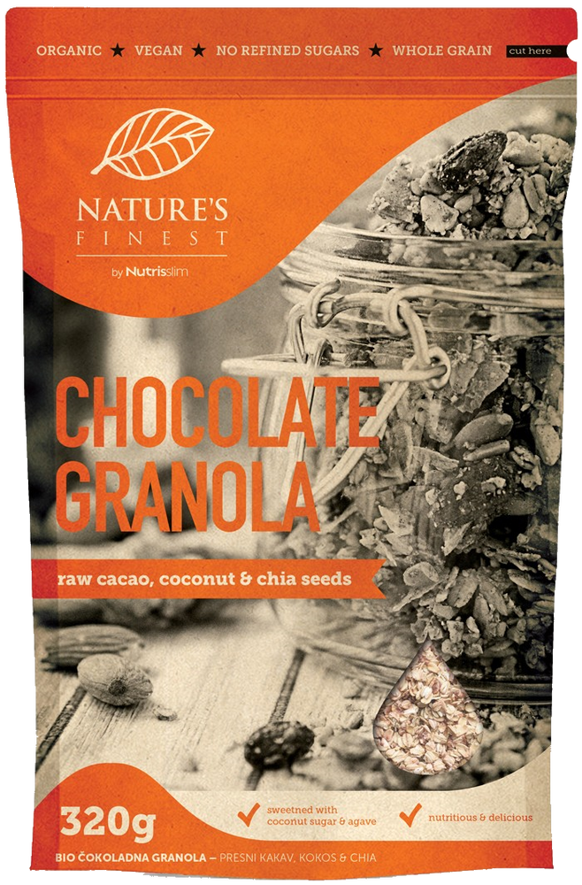 Chocolate Granola - 320g