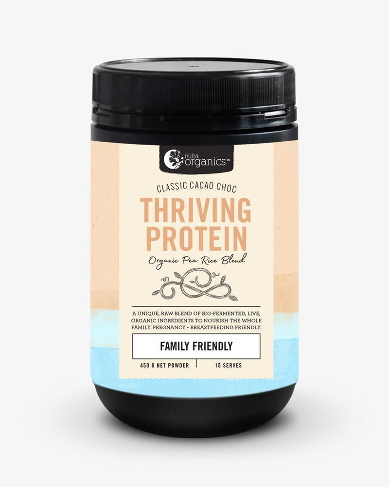 Thriving Protein Classic Cacao Choc 450g