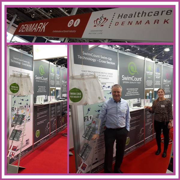 VISIT PETCOUNT AT MEDICA IN DÜSSELDORF TODAY!