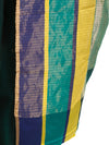 Raw Mango Bottle Green Saree - BY ELORA