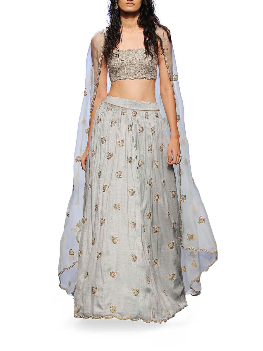 Payal Singhal Roohi Lehenga Set - BY ELORA