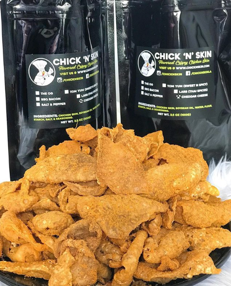 5 Reasons Why Chick N' Skin is the Best Gamer Snack