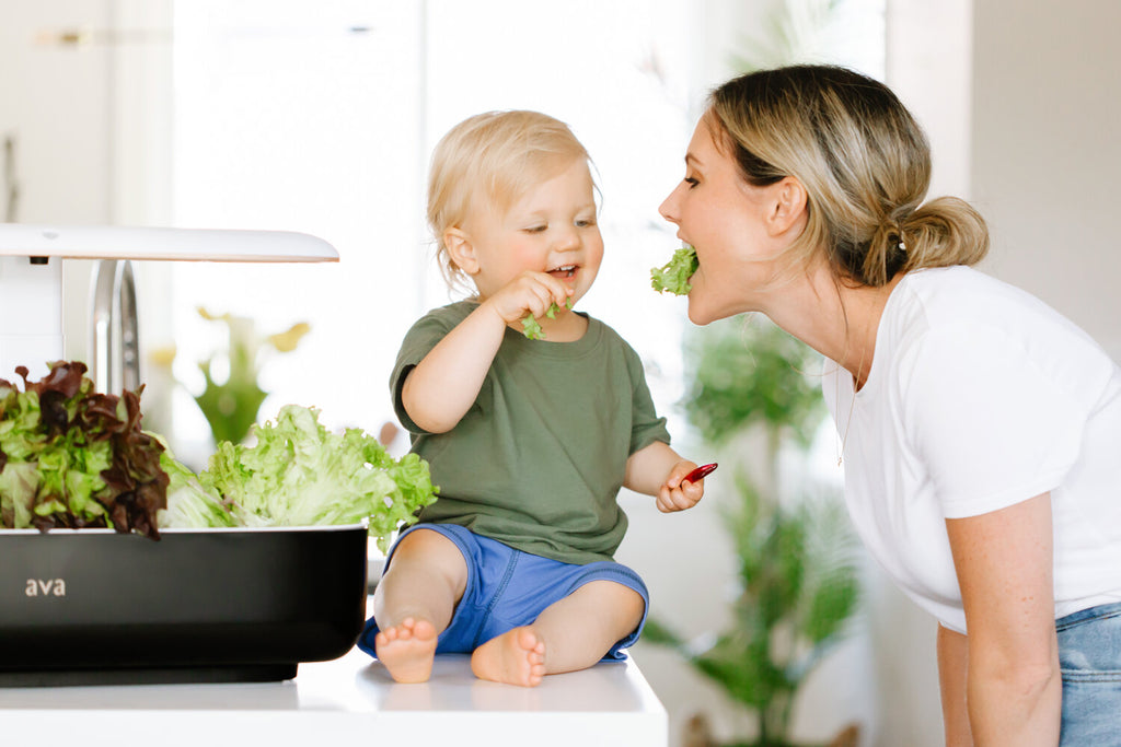Benefits of Smart Gardening For Kids!
