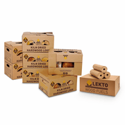 7+1 Kiln Dried Logs and Heat Logs Special Deal