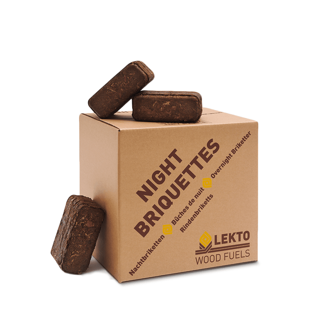 Night Briquettes 10+2 Free Deal