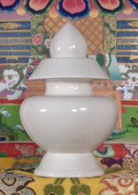 Pure White Treasure Vase - tiered pricing