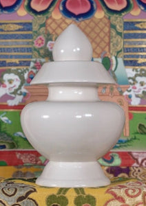 Pure White Vase reduced further with tiered pricing