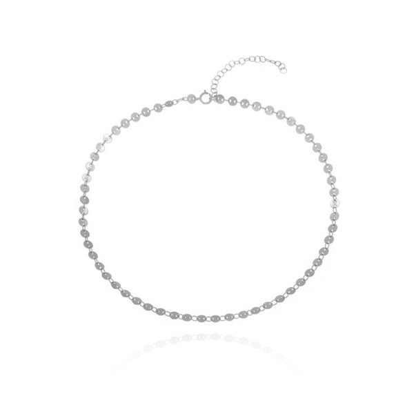 STELLA SILVER NECKLACE