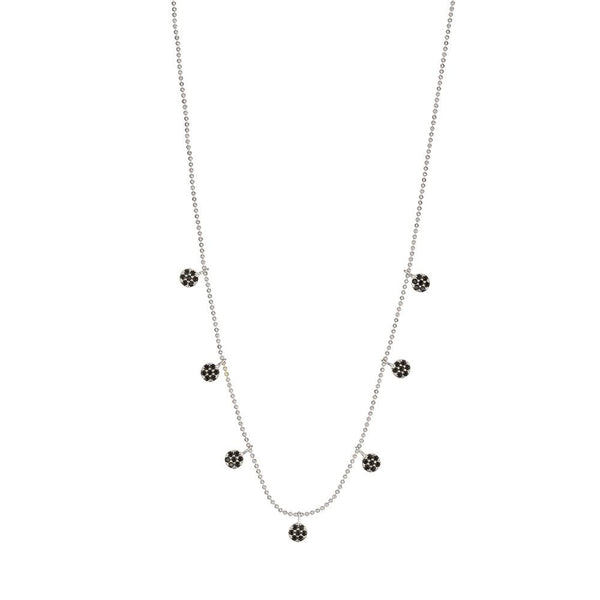 DUMA SILVER NECKLACE
