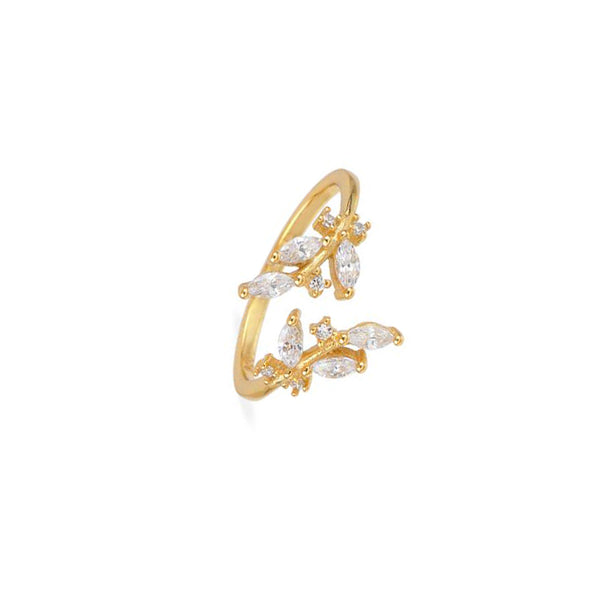 HALSEY GOLD RING