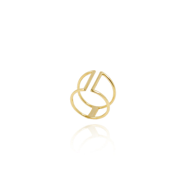 ANILLO TEMPTATION GOLD