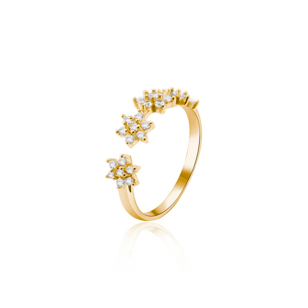 AUDREY GOLD RING