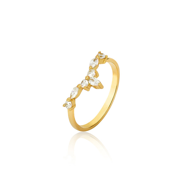 DIANA GOLD RING