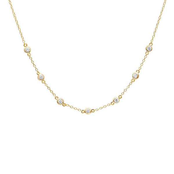 COLLAR ALEXA GOLD