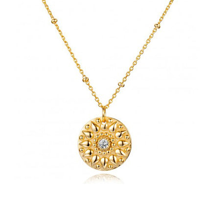 SUNNY GOLD NECKLACE