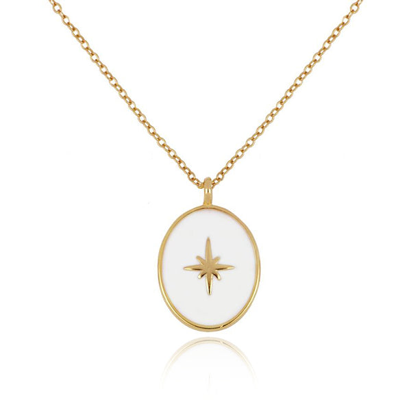 CORA GOLD NECKLACE