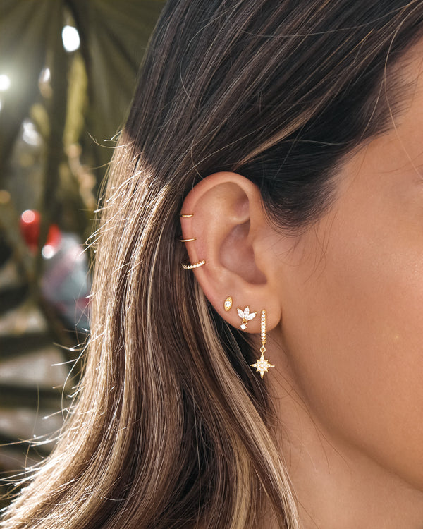 KALA GOLD EARRINGS