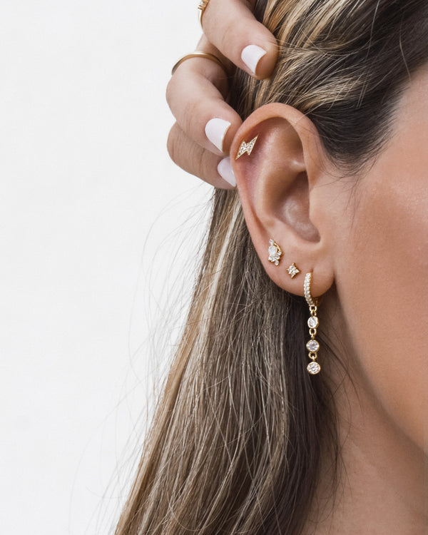 PENDIENTES CARRIE GOLD