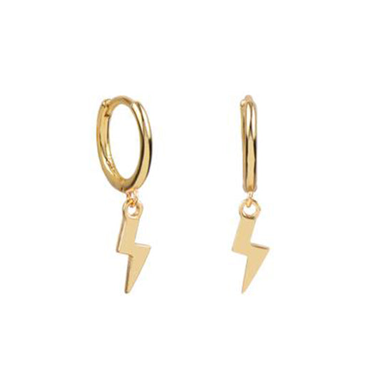 PENDIENTES FLASH GOLD